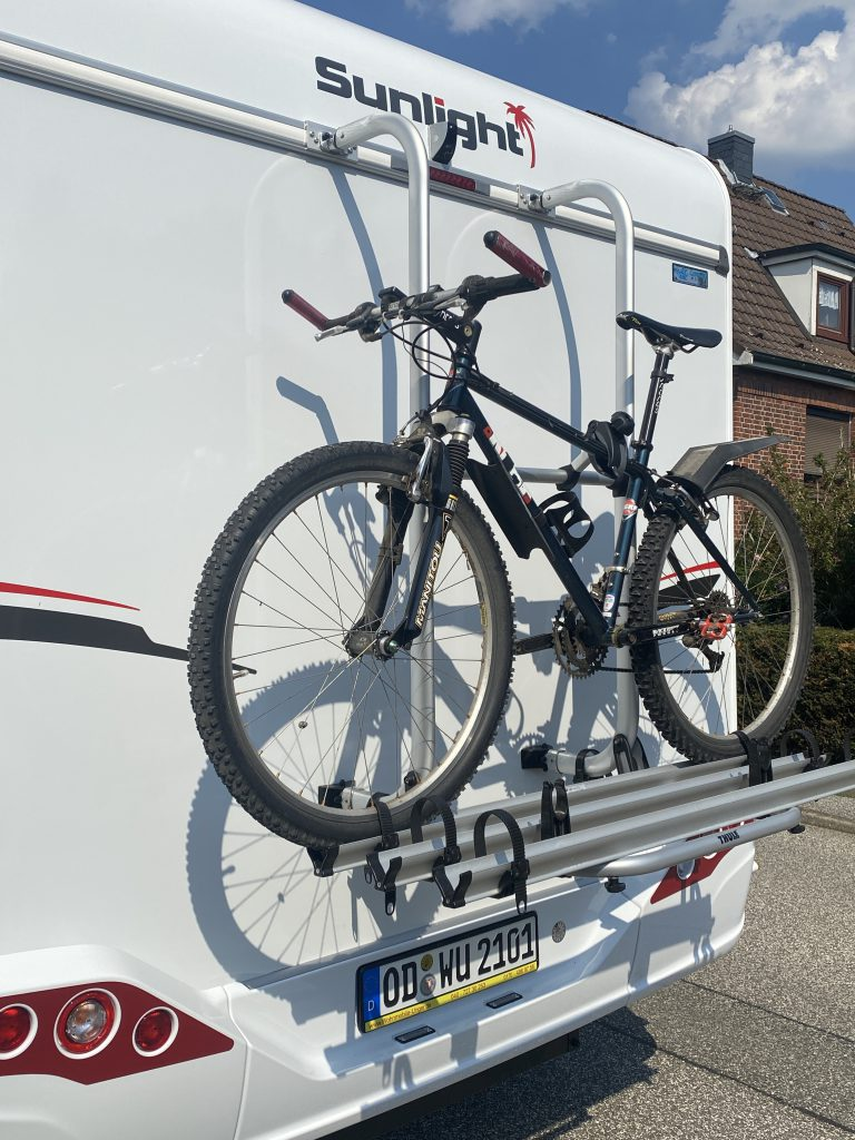 3er Fahrradträger